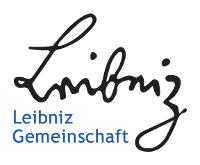 Logo of the Leibniz Association